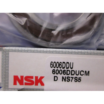 Ložisko 6006 DDU CM