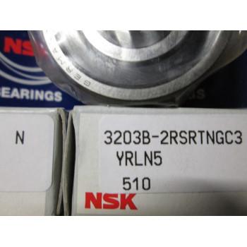 Ložisko 3203 B 2RSRTNG C3