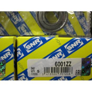 Ložisko 6001 ZZ