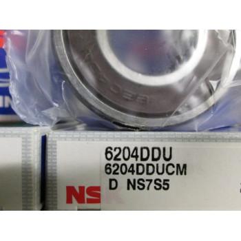 Ložisko 6204 DDU CM