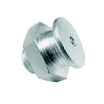 Maznička M 10x1 plochá  / H 1/S,10x1, SW11/6/ - okrúhle